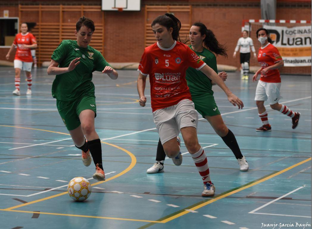 Previa del Partido: CFS Femenino San Fernando - Colme Futsal