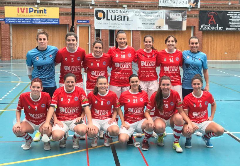 Previa del Partido: Colme Futsal - CD Leganés B