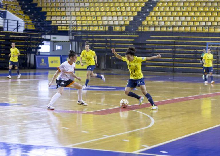 Previa del Partido: Viaxes Amarelle FSF - Gran Canaria Teldeportivo