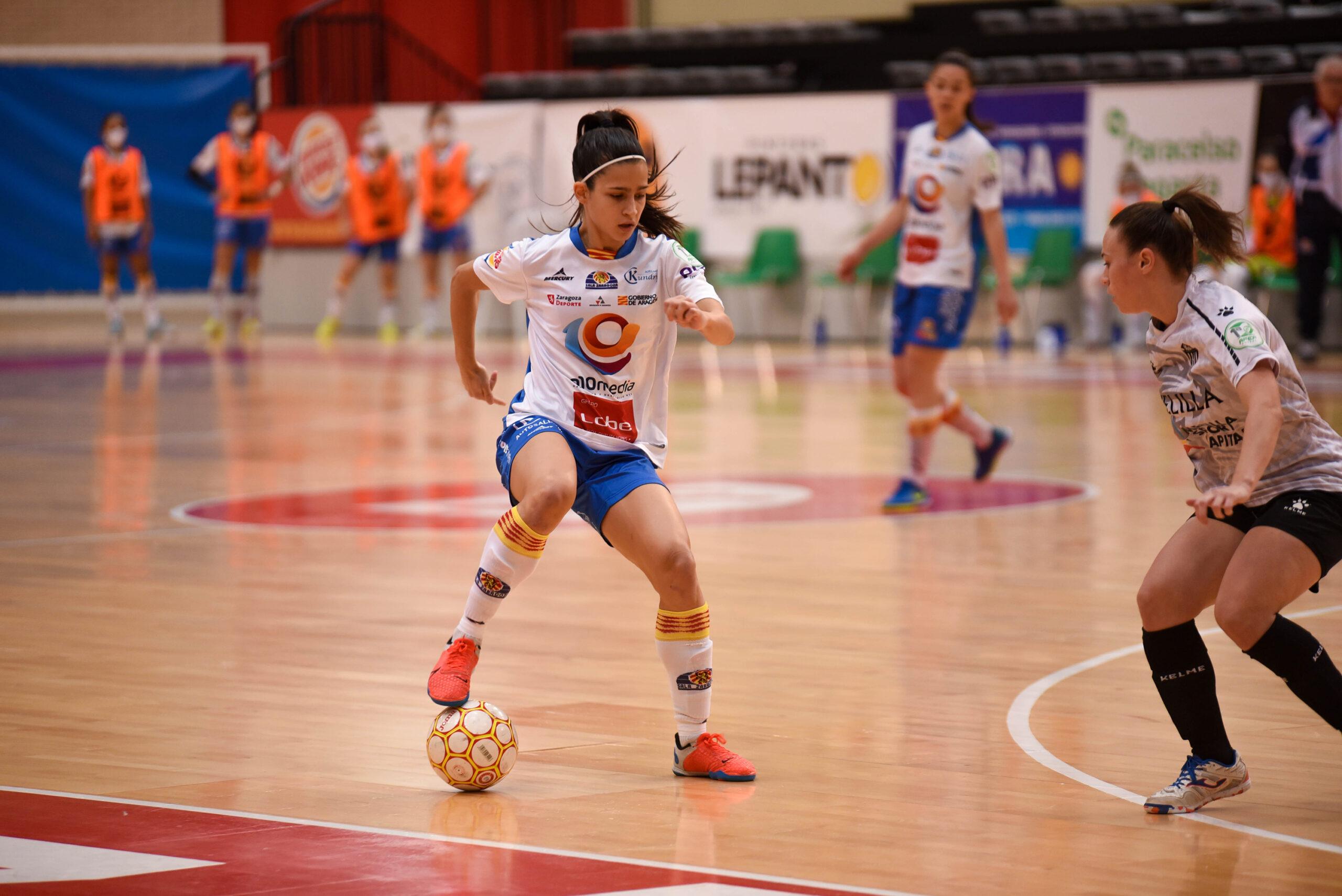 Carmen Alonso renueva por dos temporadas por Sal Zaragoza