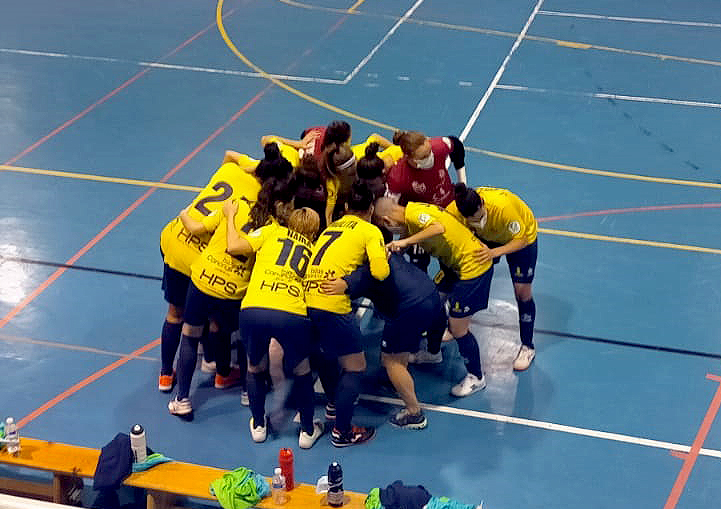 Gran Canaria Teldeportivo afronta febrero con overbooking de partidos