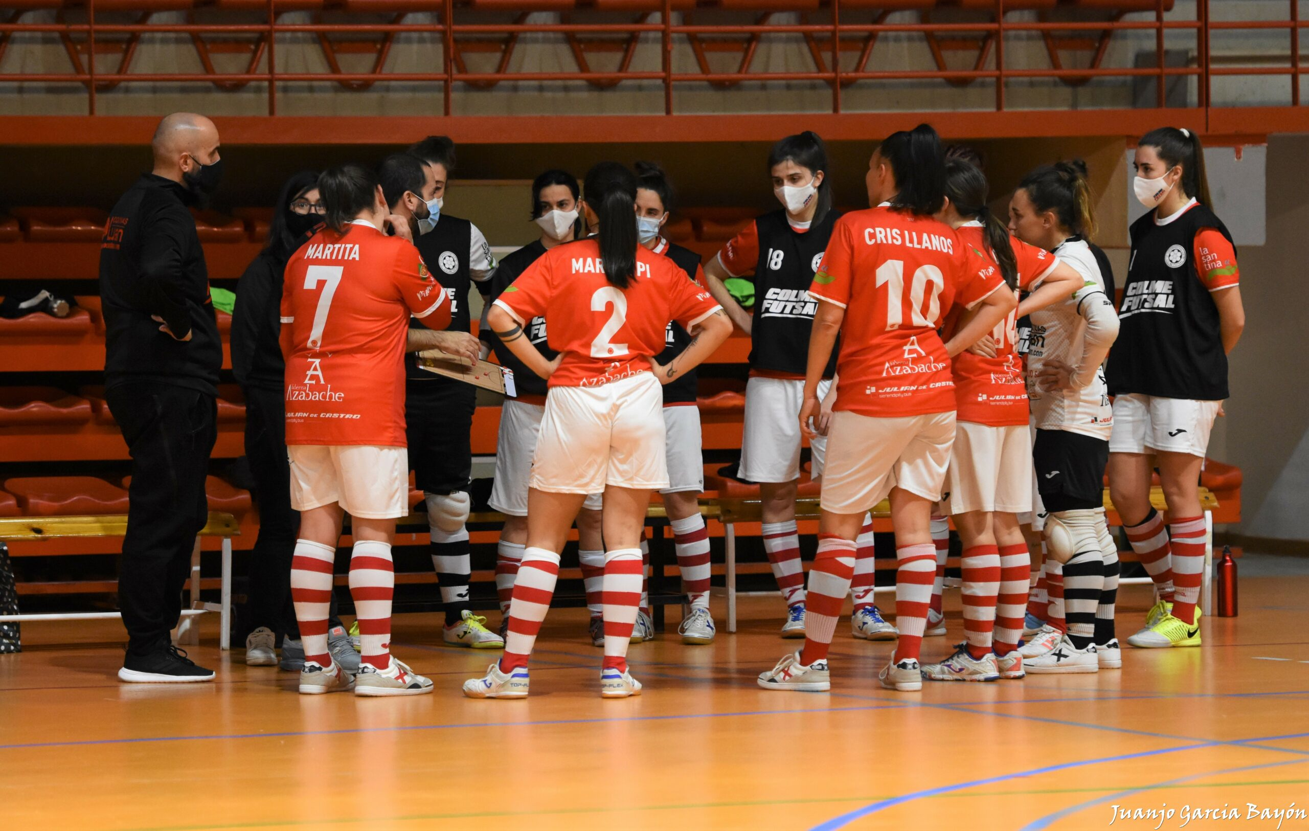 """Previa del Partido: Colme Futsal - Futsi Atco. Navalcarnero """"B"""""""