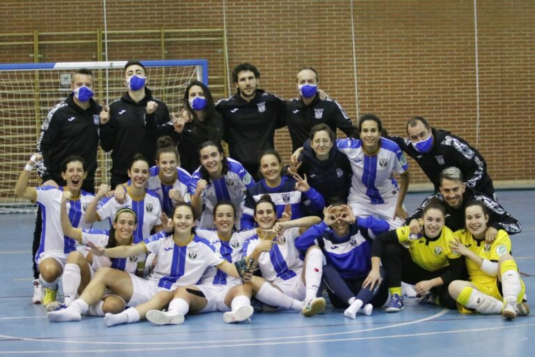 Previa del Partido: CD Leganés Fútbol Sala - Cidade de As Burgas GLS