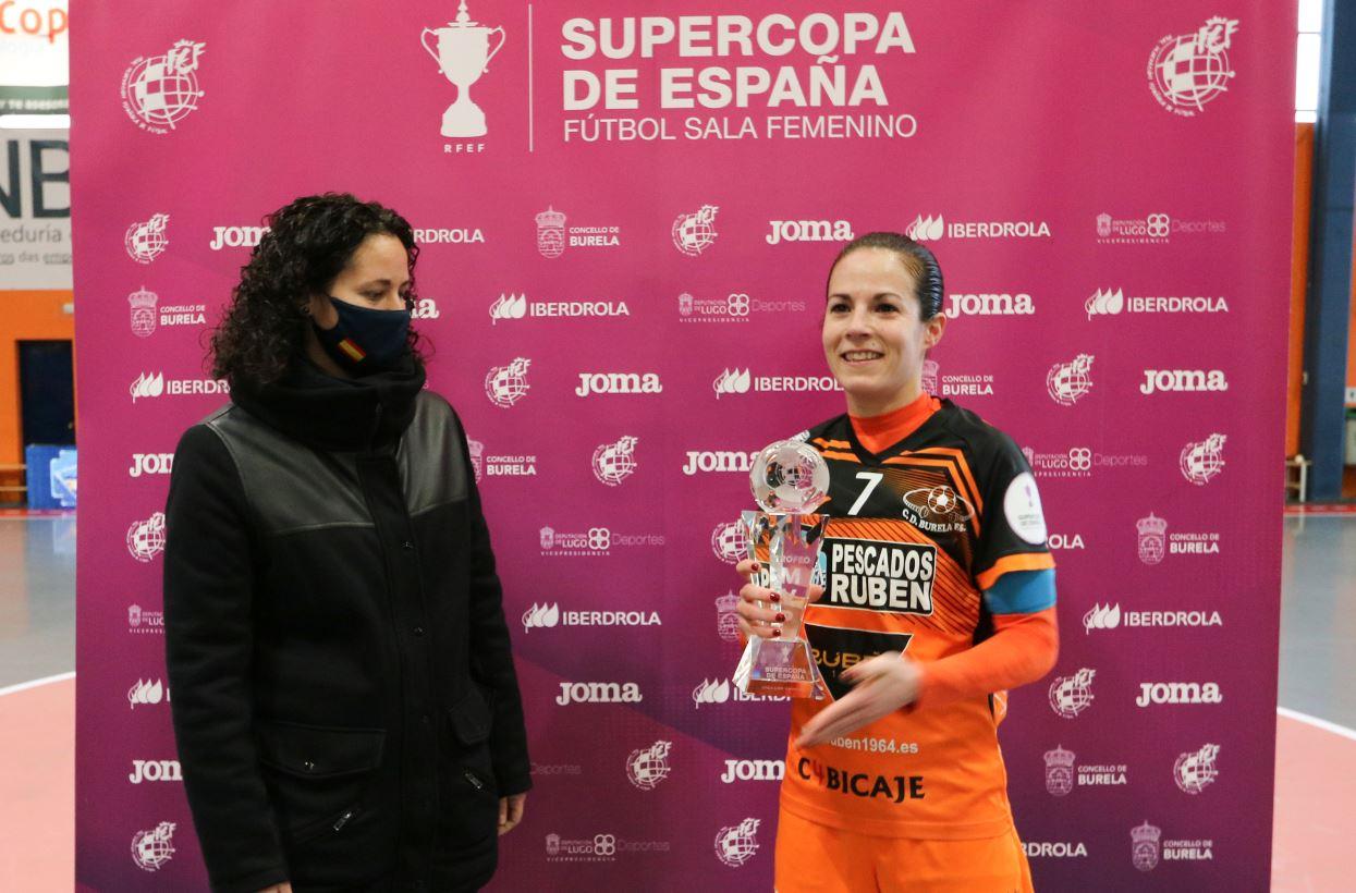 Pescados Rubén Burela es Campeón de la Supercopa de España