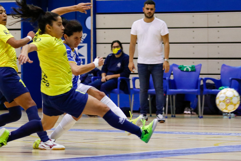 Crónica del Partido: CD Leganés FS - Gran Canaria Teldeportivo