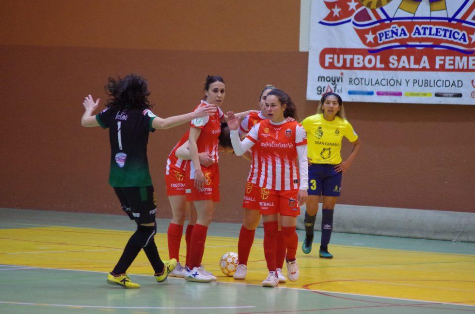 Crónica del Partido: Futsi Atlético Navalcarnero - Gran Canaria Teldeportivo