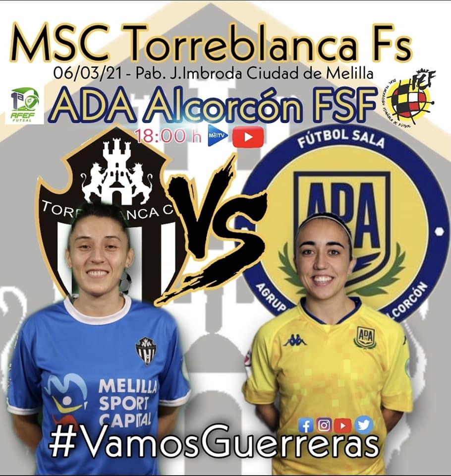 Emilly Marcondes MSC Torreblanca Melilla