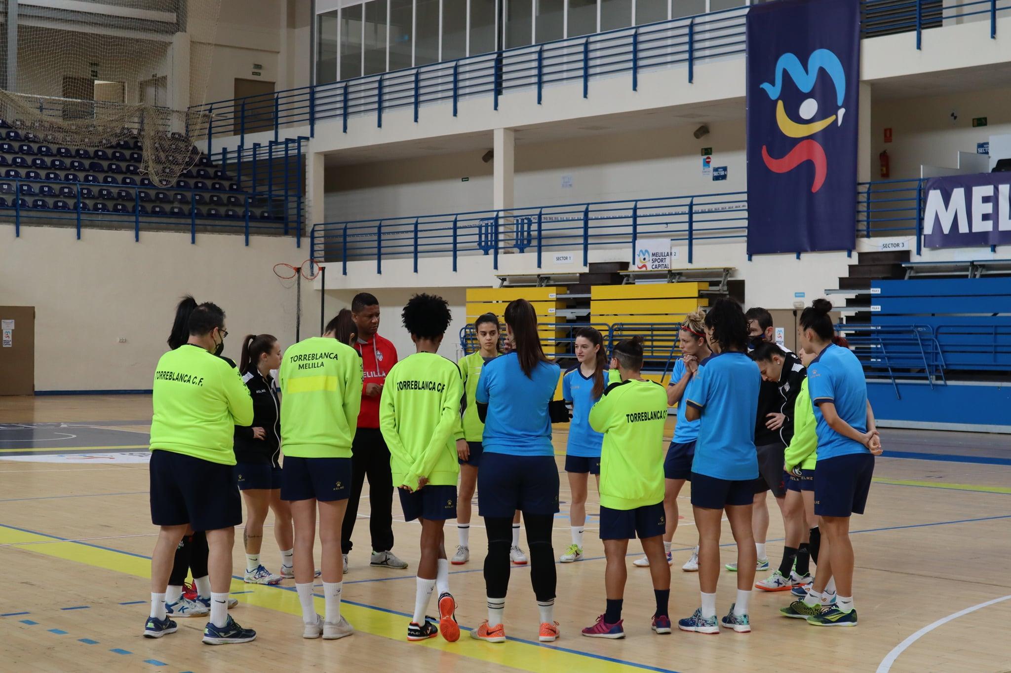 MSC Torreblanca Melilla vuelve al trabajo tras unos días de celebraciones por el Subcampeonato de Copa de la Reina