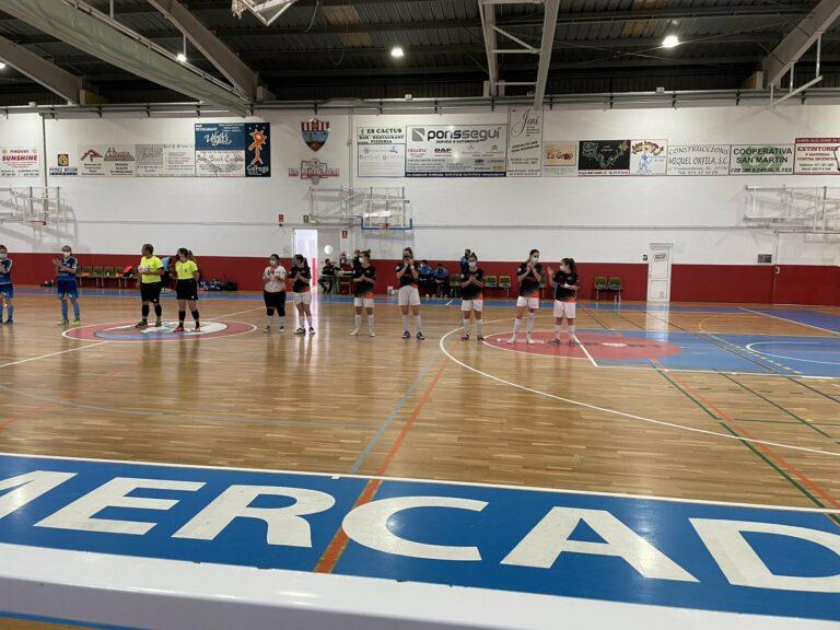 Crónica del Partido: Atco. Mercadal - CEF Hispanic Valencia Esport