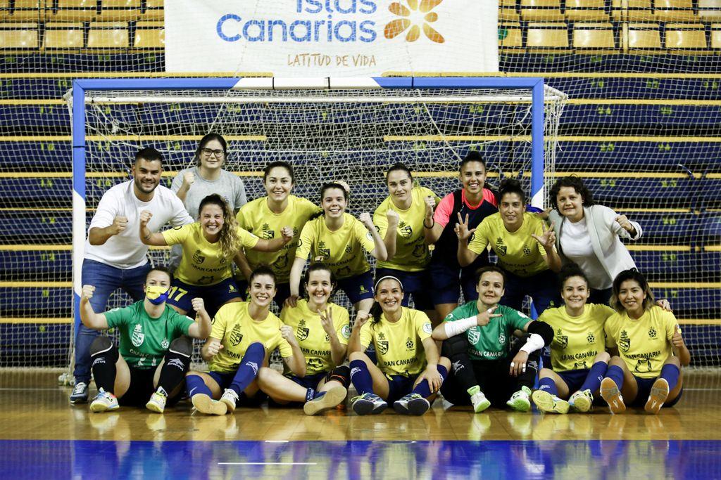 Crónica del Partido: Rayo Majadahonda FS - Gran Canaria Teldeportivo