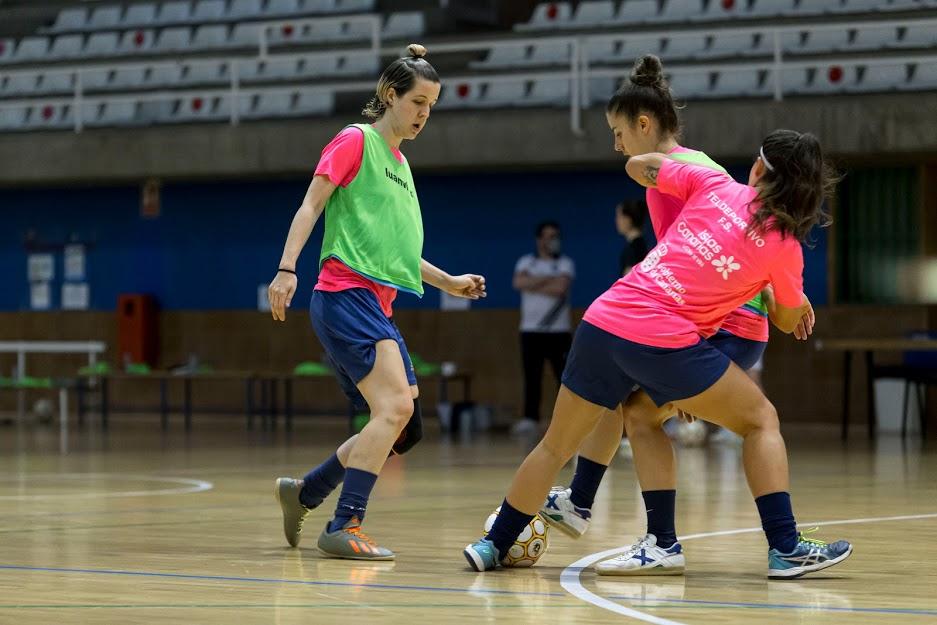 Los equipos de Gran Canaria Teldeportivo vuelven a competir
