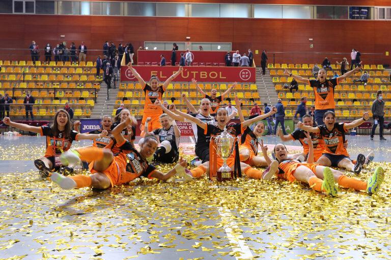 Rodiles, debut de las campeonas en Copa de la Reina