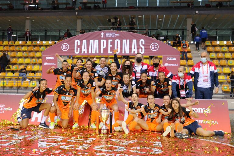 Crónica de la Final de Copa de S.M. La Reina: Pescados Rubén Burela - MSC Torreblanca