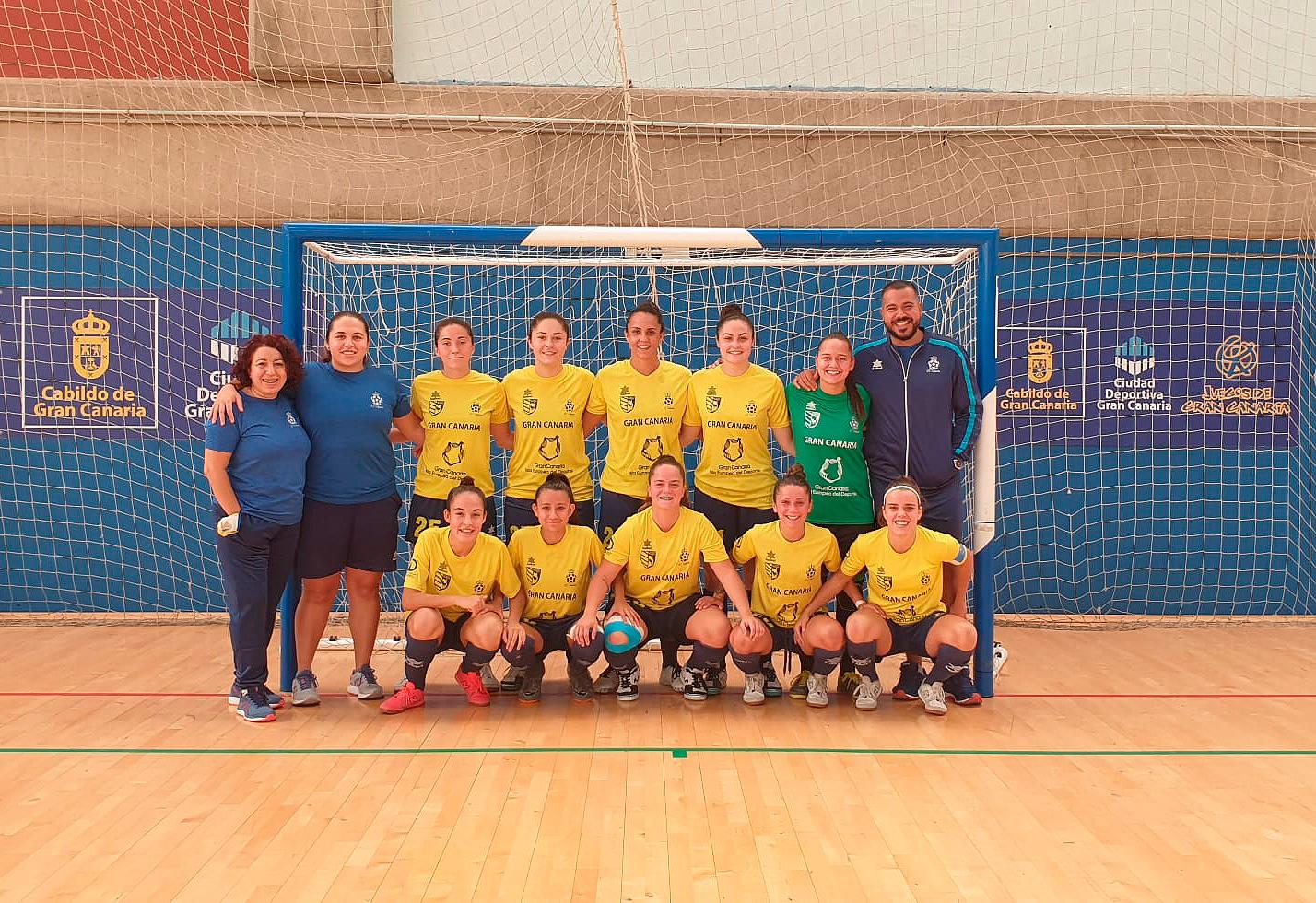 """Gran Canaria Teldeportivo """"B"""": El resultado de la formación"""