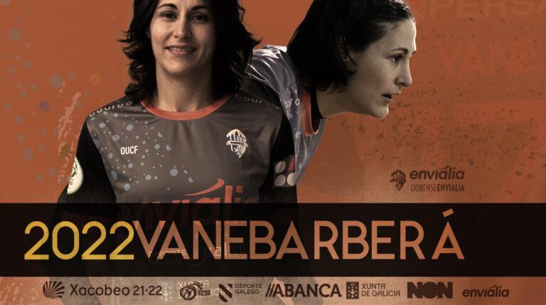 Vane Barberá renueva por Ourense Envialia FSF