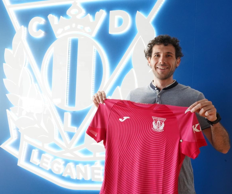 Iván Labrado renueva como entrenador de CD Leganés FSF
