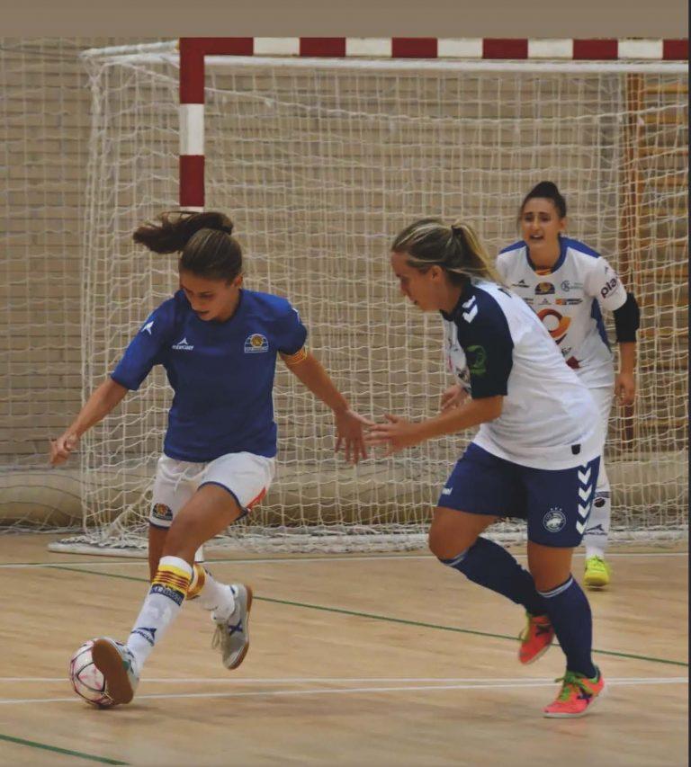 Victoria del Sala Zaragoza en el triangular amistoso ante Bisontes Castellón y AE Penya Esplugues