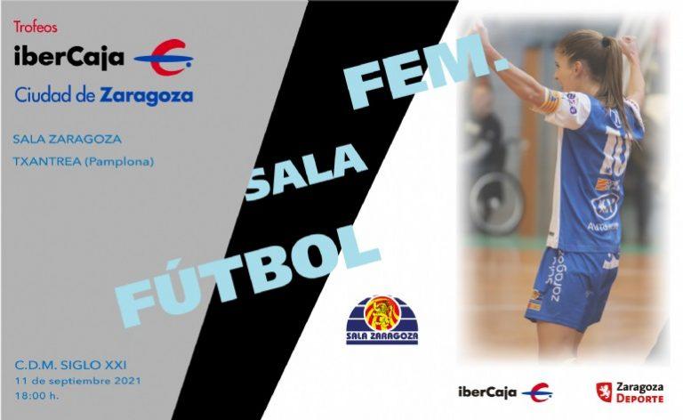 Abierta la reserva de entradas gratuitas para el IV Trofeo Ciudad de Zaragoza