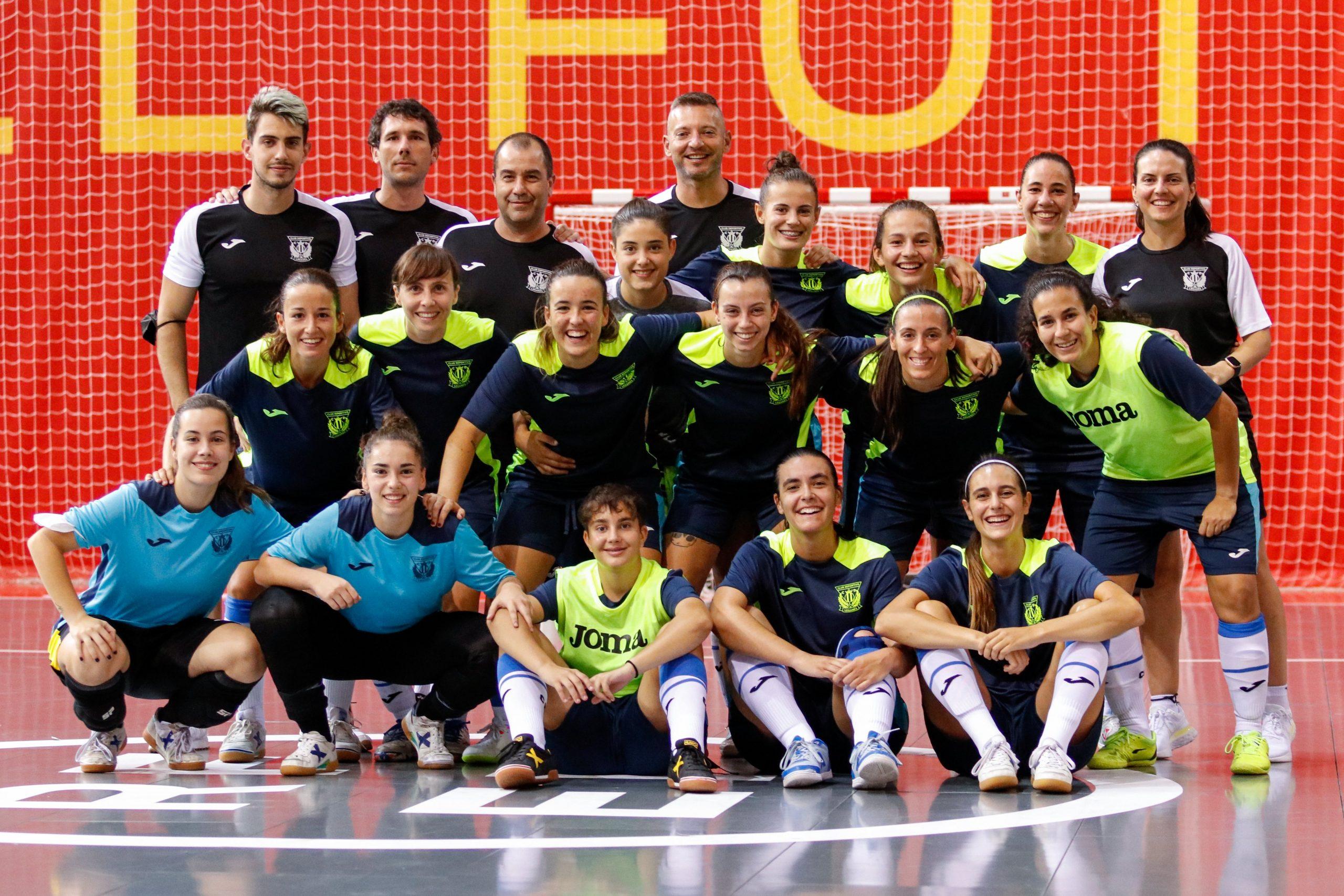 Arranca en Málaga la sexta temporada del Leganés en Primera División