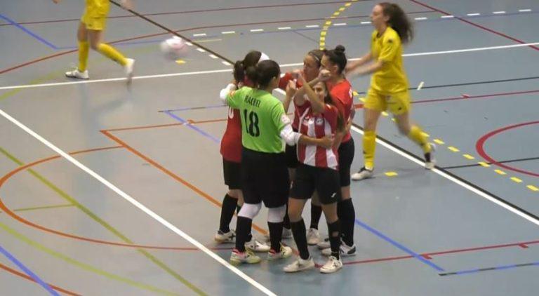 Crónica del Partido de Liga: Arriva AD Alcorcón FSF - AE Penya Esplugues. Jornada 3ª. 1ª División