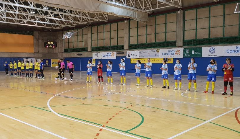 Crónica del Partido de Liga de 2ª División. Grupo 4º: Gran Canaria Teldeportivo – Merkocash Salesianos Puertollano. Jornada 4ª
