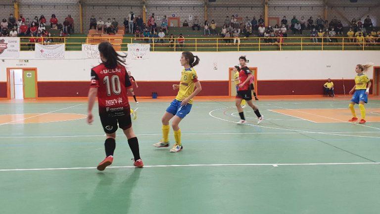 Crónica del Partido de Liga de 2ª División. Grupo 4º: Villacañas FSF - Merkocash Salesianos Puertollano. Jornada 2ª