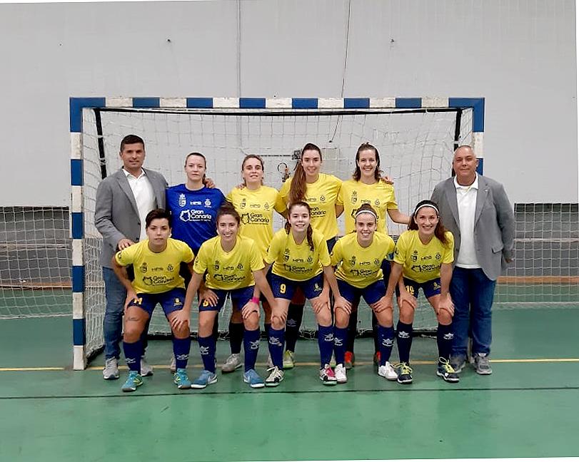 Crónica del Partido de Liga de 2ª División: Gran Canaria Teldeportivo – Merkocash Puertollano. Grupo 4º. Jornada 4ª