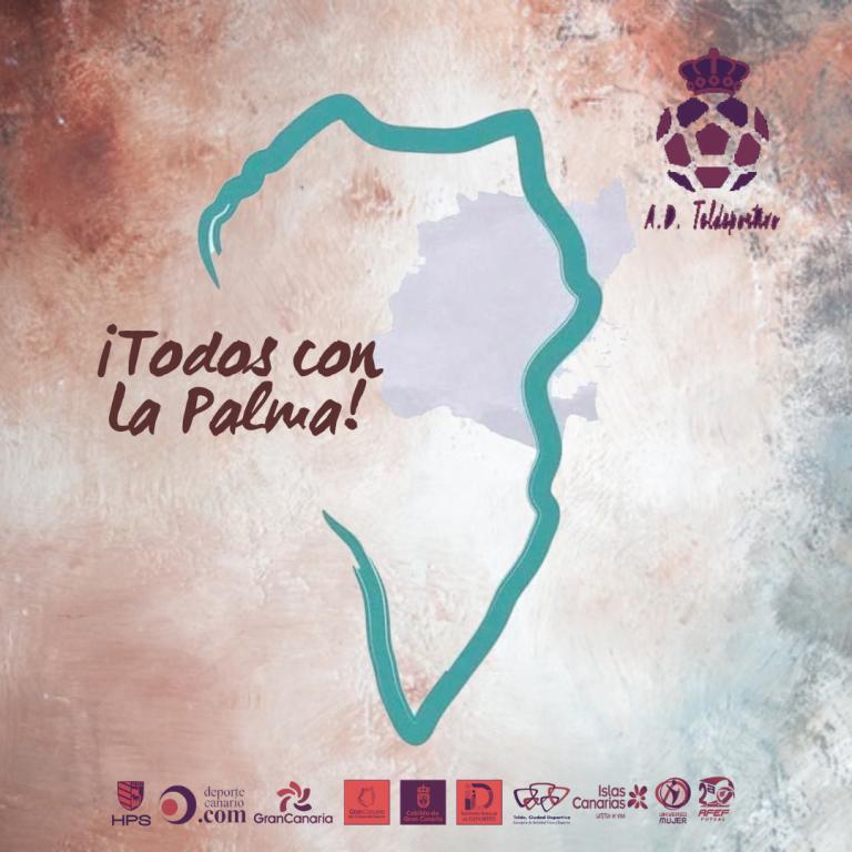 Gran Canaria Teldeportivo con La Palma